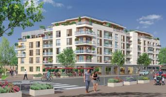 Drancy programme immobilier neuve « Place des Arts »