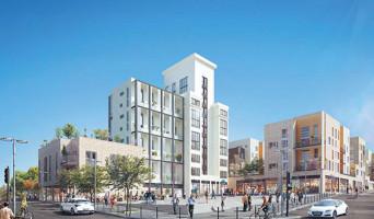 Louvres programme immobilier neuve « Villapollonia Quartier Gare »