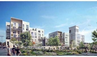 Louvres programme immobilier neuve « Villapollonia Quartier Gare »  (2)