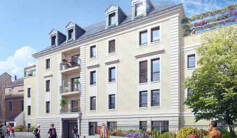Angers programme immobilier neuve « 34 Rue des Arènes »  (2)