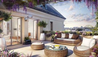 Angers programme immobilier neuve « 34 Rue des Arènes »  (3)