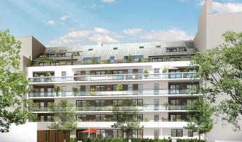 Nantes programme immobilier rénové « Le Cours Félibien » en loi pinel