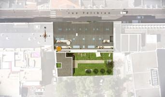 Nantes programme immobilier neuve « Le Cours Félibien » en Loi Pinel  (3)