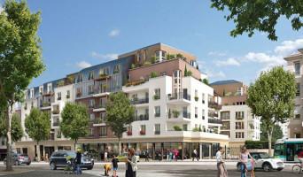 Châtillon programme immobilier neuve « Premières Loges »