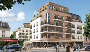 Châtillon programme immobilier neuve « Premières Loges »  (2)