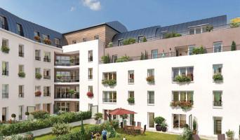 Châtillon programme immobilier neuve « Premières Loges »  (3)
