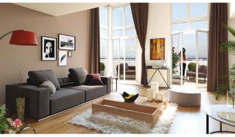 Châtillon programme immobilier neuve « Premières Loges »  (5)