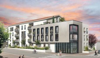 Vienne programme immobilier neuve « Villa Maxime »
