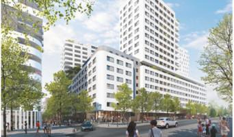 Marseille programme immobilier neuve « Les Docks Libres 2 »