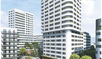Marseille programme immobilier neuve « Les Docks Libres 2 »  (2)