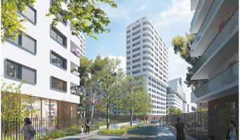 Marseille programme immobilier neuve « Les Docks Libres 2 »  (3)