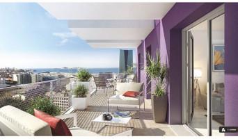 Marseille programme immobilier neuve « Les Docks Libres 2 »  (5)