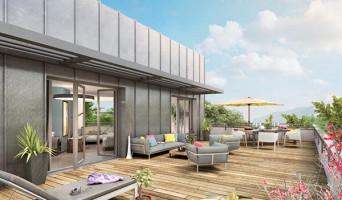 Saint-Julien-en-Genevois programme immobilier neuve « ParadoXe »  (2)