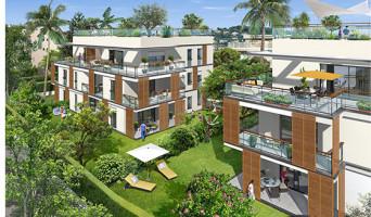 Antibes programme immobilier neuve « Villa Vega »