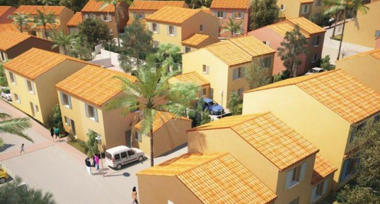 Le Revest-les-Eaux programme immobilier neuf « Le Domaine des Oliviers »