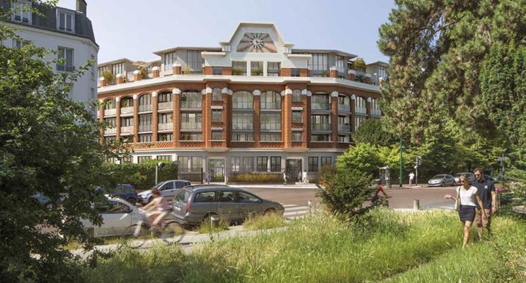 Charenton-le-Pont programme immobilier neuf « Le 50 Rue de Gravelle » en Loi Pinel