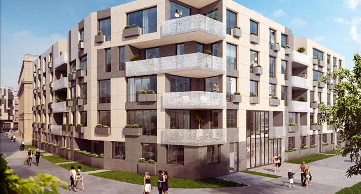 Bordeaux programme immobilier neuf « Palais Gallien Fondaudège Tr. 2 » en Loi Pinel