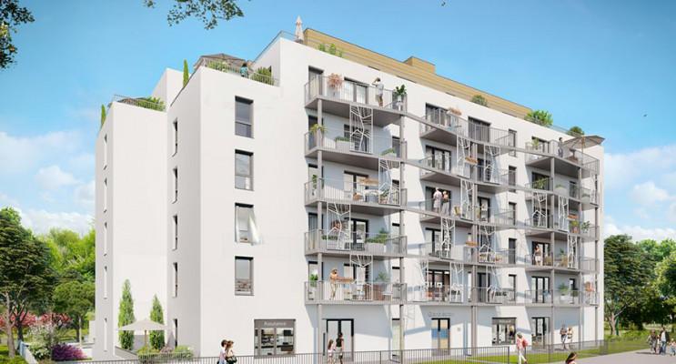 Clermont-Ferrand programme immobilier neuf « Grand Ecran » en Loi Pinel
