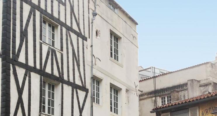 La Rochelle programme immobilier à rénover « Cour du Temple » en Loi Pinel ancien