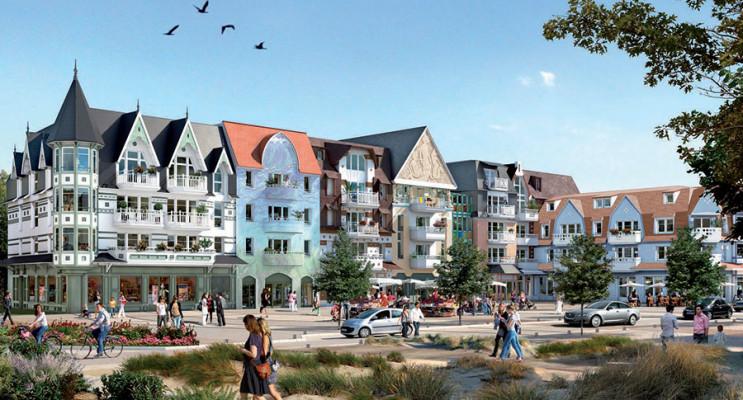 Le Touquet-Paris-Plage programme immobilier neuf « Quentovic »