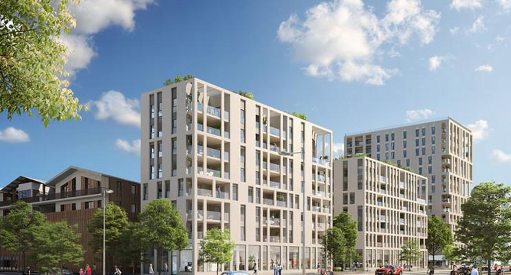 Bordeaux programme immobilier neuf « Innlove » en Loi Pinel