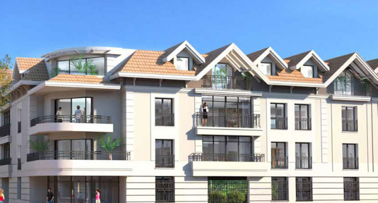 Arcachon programme immobilier neuf « Villa Alexia » en Loi Pinel