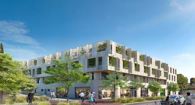 Montpellier programme immobilier neuf « Modern'Art » en Loi Pinel