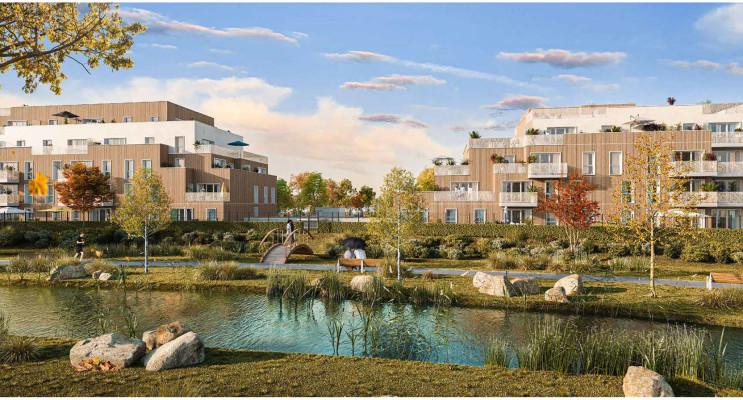 Amiens programme immobilier neuf « Park Avenue » en Loi Pinel