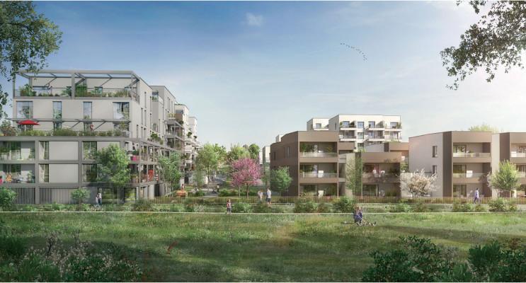 Toulouse programme immobilier neuf « ID'Halles » en Loi Pinel