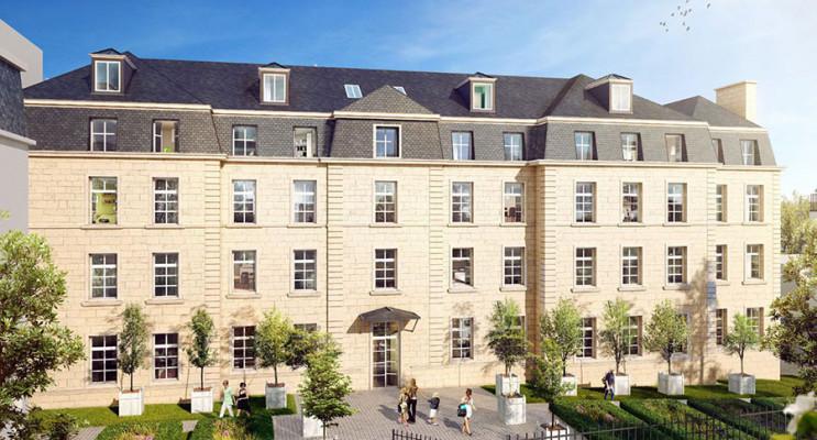 Nantes programme immobilier à rénover « La Grande Maison » en Loi Pinel ancien