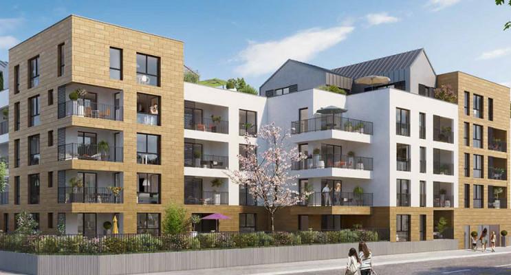 Caen programme immobilier neuf « New Hastings » en Loi Pinel