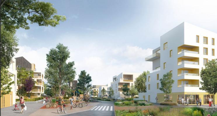 Oberhausbergen programme immobilier neuf « Imagin'Air » en Loi Pinel