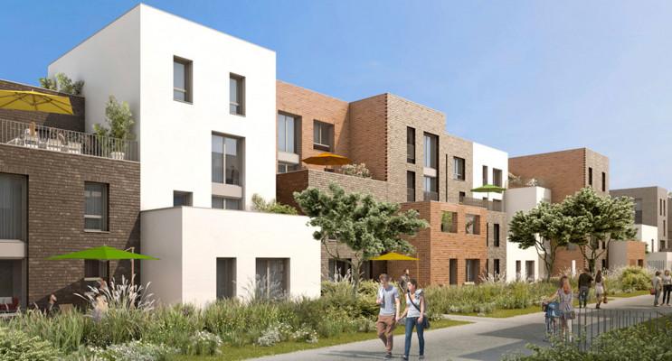 Lille programme immobilier neuf « Vill'Arborea » en Loi Pinel