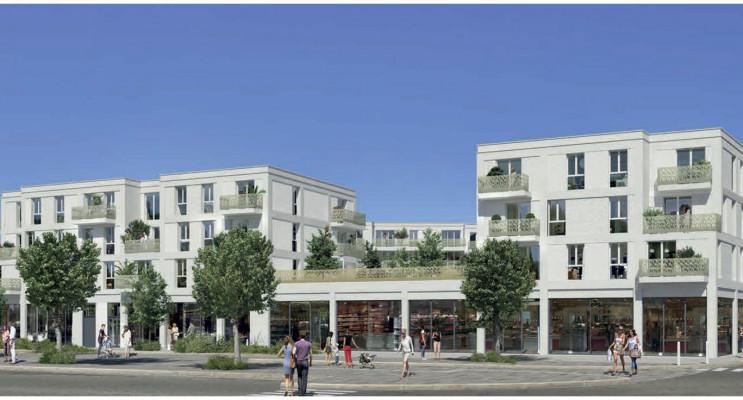 Sevran programme immobilier neuf «  n°214503 » en Loi Pinel