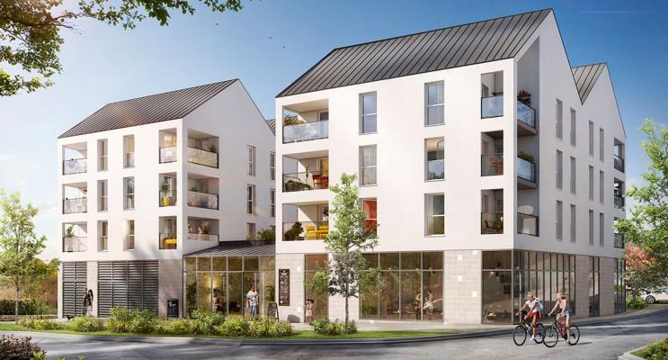 Bénouville programme immobilier neuf « Bridge Avenue »