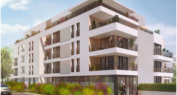 Tours programme immobilier neuf « O2 Loire » en Loi Pinel