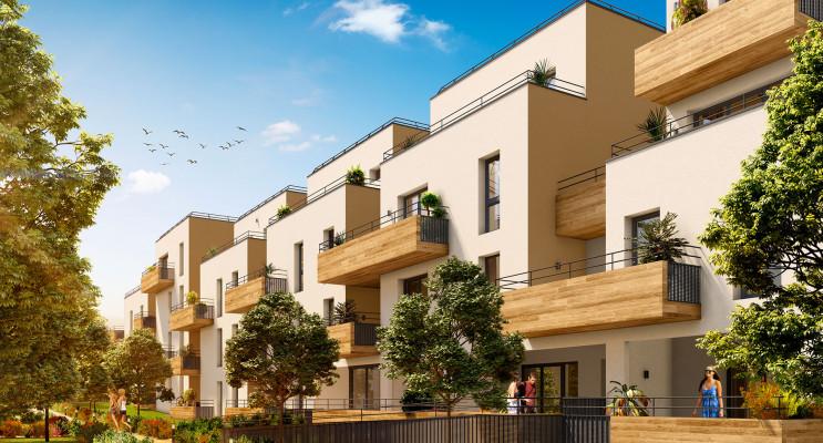 Montpellier programme immobilier neuf « Royal Tédénat » en Loi Pinel