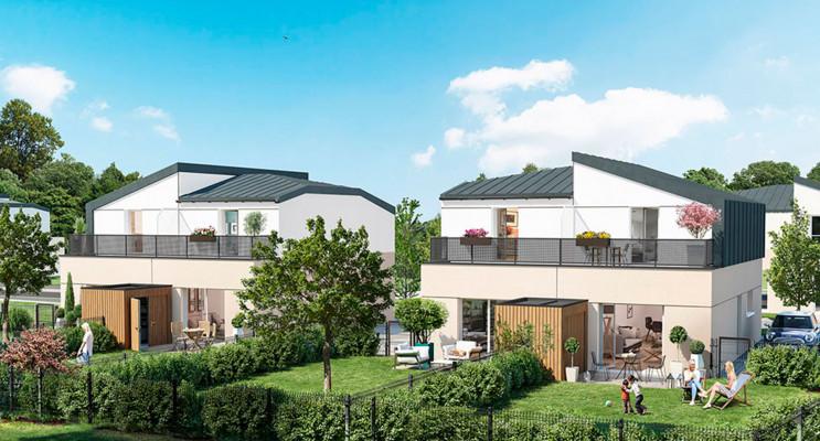Le Mans programme immobilier neuf « Parc Beau'Lieu »
