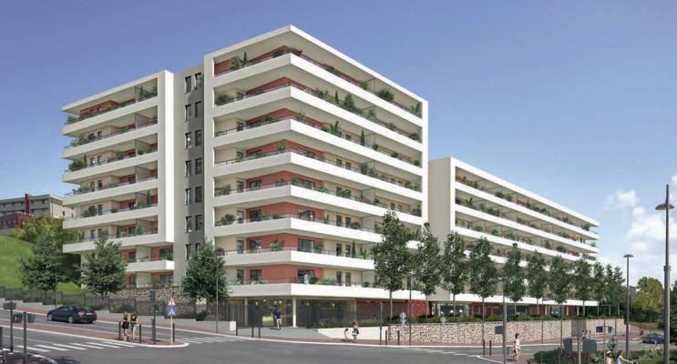 Marseille programme immobilier neuf «  n°214669 » en Loi Pinel