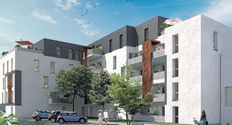 Saint-Nazaire programme immobilier neuf « La Traversée » en Loi Pinel