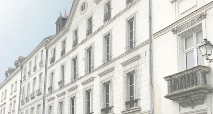 Tours programme immobilier à rénover « L'Imprimerie » en Loi Malraux