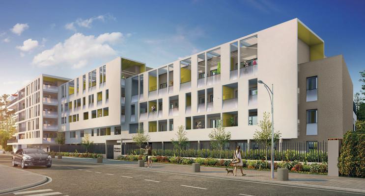 Gardanne programme immobilier neuf « L'Essentiel » en Loi Pinel