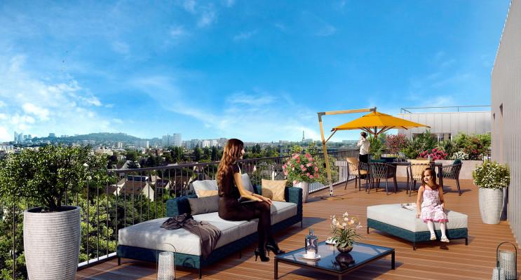 Rueil-Malmaison programme immobilier neuf « Ô Domaine » en Loi Pinel