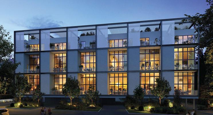 Arles programme immobilier neuf « Atelier Arles » en Loi Pinel