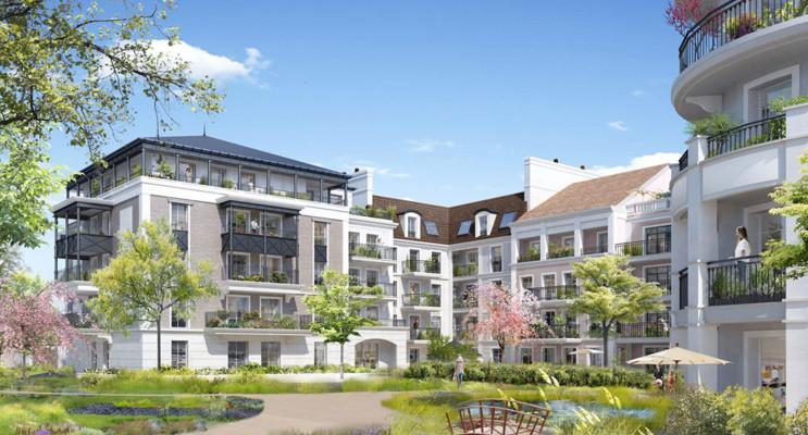 Le Blanc-Mesnil programme immobilier neuf « Le Clos Duroy » en Loi Pinel