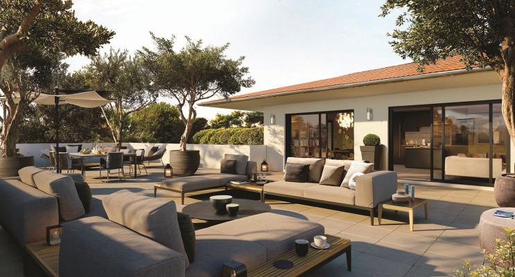 Aix-en-Provence programme immobilier neuf « Aixcellence » en Loi Pinel