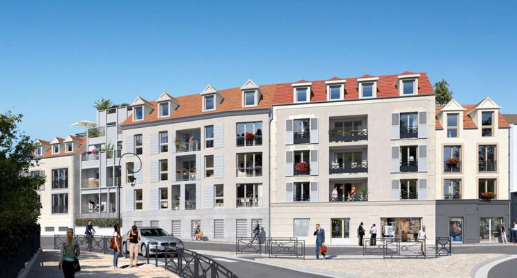 Osny programme immobilier neuf « Le Clos du Val » en Loi Pinel
