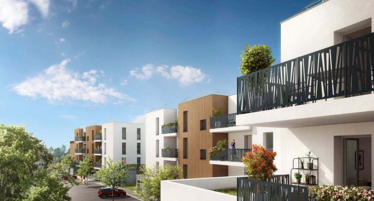 Martigues programme immobilier neuf « Le Clos des Oliviers » en Loi Pinel