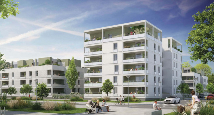 Toulouse programme immobilier neuf « L'Astral » en Loi Pinel