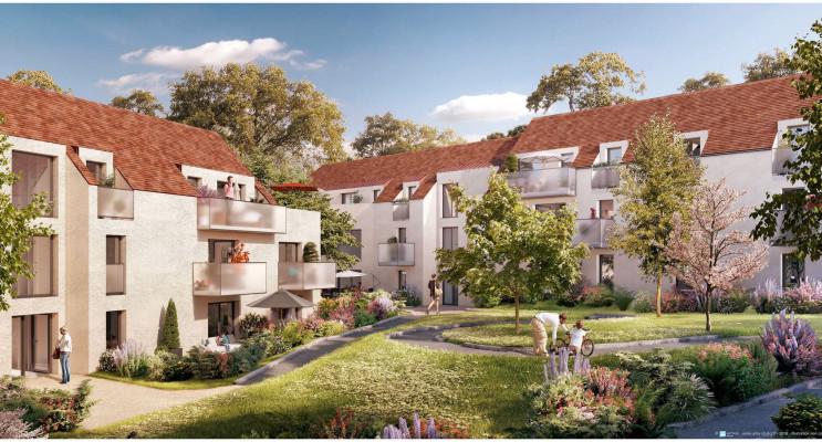 Mennecy programme immobilier neuf « L'Air du Temps » en Loi Pinel